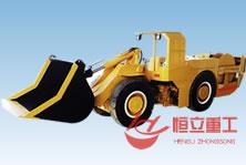 1立方电动铲运机