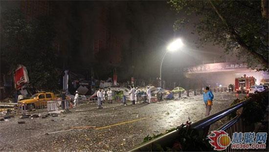 四川商城爆炸事故已致4人死亡 35人入院治疗